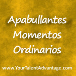 overwhelming ordinary moments spanish version